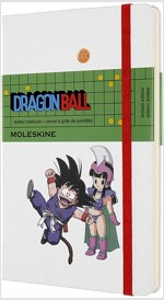 Moleskine Limited Edition Dragonball Notebook, Large, Dotted, Chi-Chi (5 X 8.25) (Hardcover)