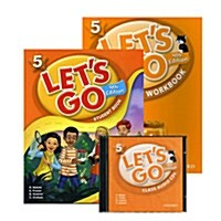 Lets Go 5 Set (Student Book + Workbook + Audio CD, 4th Edition)