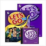 Let's Go 6 Set (Student Book + Workbook + Audio CD, 4th Edition)