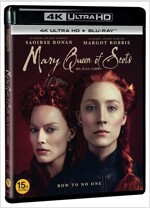 [4K 블루레이] 메리, 퀸 오브 스코틀랜드 (2disc: 4K UHD + 2D)