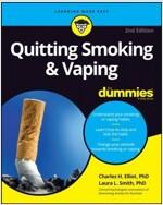 Quitting Smoking & Vaping for Dummies (Paperback)