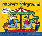Maisy's Fairground: A Maisy Pop-Up-And-Play Book (Hardcover)