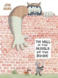 The Wall in the Middle of the Book (Paperback)
