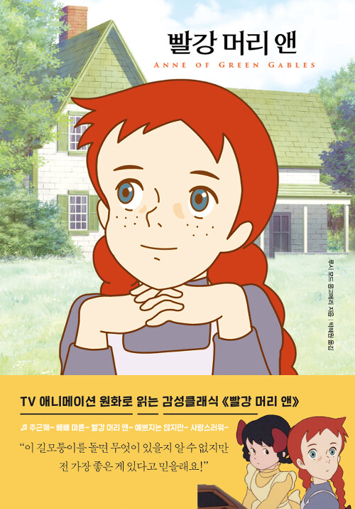빨강 머리 앤 (양장)