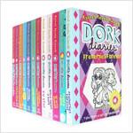 뉴 도크 다이어리 원서 12종 세트 - New Dork Diaries Collection (Paperback 12권)