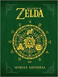 The Legend of Zelda: Hyrule Historia (Hardcover)