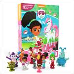 My Busy Book : Nella the Princess Knight 닉 넬라 공주 기사 비지북 (미니피규어 12개 + 놀이판)