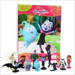 My Busy Book : Disney Jr. Vampirina 디즈니 주니어 리나는 뱀파이어 비지북 (Hardcover)