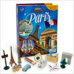 Around the World My Busy Book : Paris 세계 도시 비지북 파리
