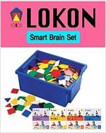(알라딘 단독! 30% 할인특가!) 킨더로콘 Smart Brain Set (5인용)