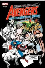 당신만의 마블 컬러링북 어벤저스 : 지구 최강의 영웅들