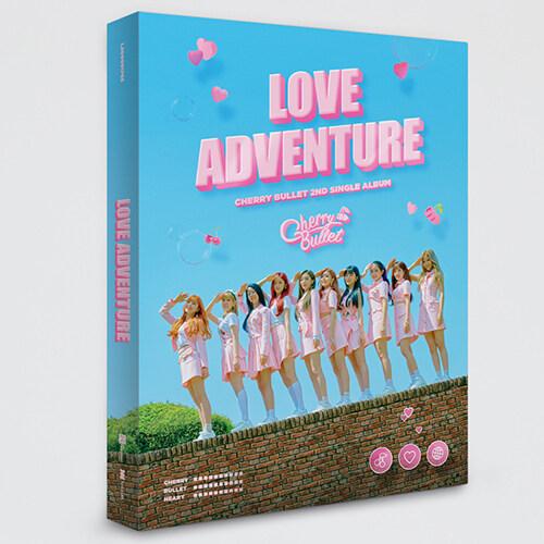 체리블렛 - 싱글 2집 LOVE ADVENTURE [디지팩]