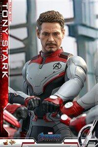 [Hot Toys] 어벤져스 : 엔드게임 토니스타크 팀수트 에디션 MMS537 1/6th scale Tony Stark (Team Suit) Collectible Figure