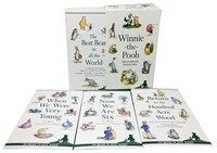 Winnie-The-Pooh Complete Collection 6-Book 위니더푸 6권 세트 (Paperback 6권 + 슬립케이스)