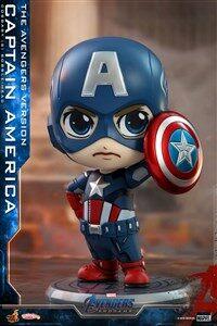 [Hot Toys] 코스베이비 앤드게임 캡틴 아메리카(어벤져스 ver.) COSB576