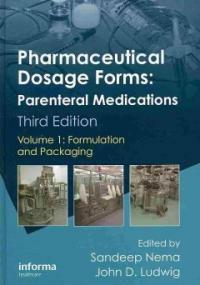 Pharmaceutical Dosage Forms: Parenteral Medications, Third Edition. 3 Volume Set (Hardcover, 3)