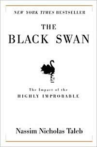 The Black Swan : The Impact of the Highly Improbable (미국판, Paperback)