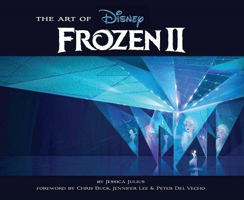 The Art of Frozen 2 (Hardcover)