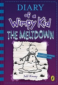 Diary of a Wimpy Kid 13: The Meltdown (Paperback)