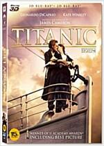 [중고] [3D 블루레이] 타이타닉 : 4disc 일반판