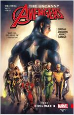언캐니 어벤저스 Vol.3 : 시빌 워 II