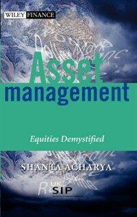 Asset management : equities demystified