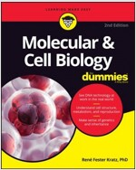 Molecular & Cell Biology for Dummies (Paperback, 2)