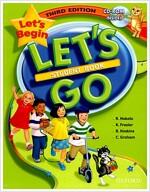(3판)Let's Go Begin: Student Book with CD-Rom (Package, 3rd)