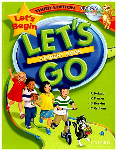 Lets Begin: Student Book with CD-ROM Pack (Package)