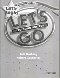 Lets Begin: Tests (Paperback, 3 Revised edition)