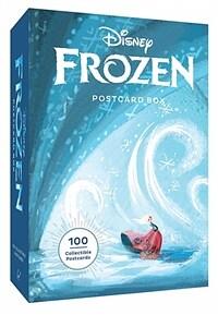 Disney Frozen Postcard Box 디즈니 겨울왕국 일러스트 엽서 100장 박스 세트 (Postcards)