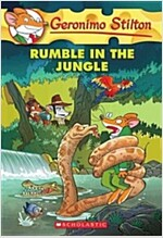 Rumble in the Jungle (Geronimo Stilton #53) (Paperback)