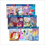 Step into Reading : Disney Princess 12종 세트 (Book 12권)