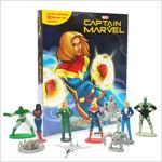 My Busy Books : Marvel Captain Marvel 캡틴 마블 비지북 (미니피규어 12개 + 놀이판)
