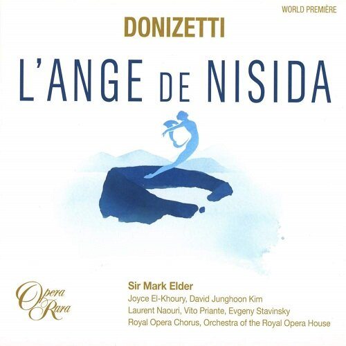 [수입] 도니제티 : 니시다의 천사 [2CD]