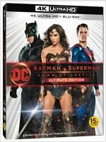 [4K 블루레이] 배트맨 대 슈퍼맨 : 저스티스의 시작 - 한정판 (2disc: 4K UHD + 2D)