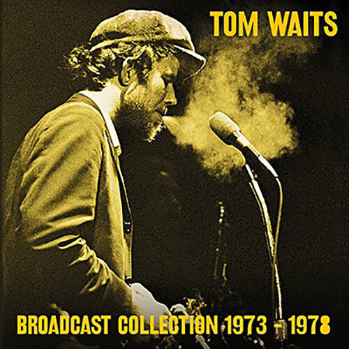 [수입] Tom Waits - Broadcast Collection 1973-1978 [7CD Clamshell Box]