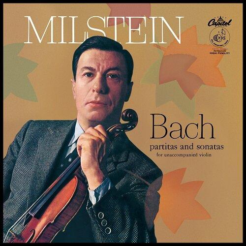 [수입] 바흐 : 무반주 바이올린 소나타와 파르티타 [180g 3LP]