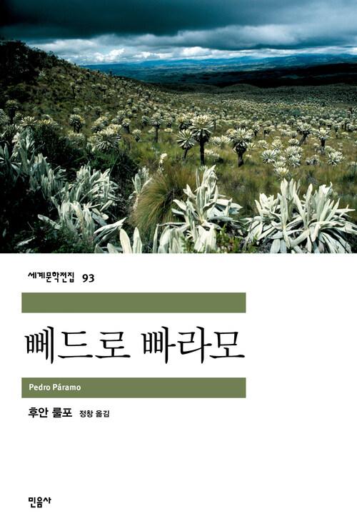 뻬드로 빠라모 - 세계문학전집 093