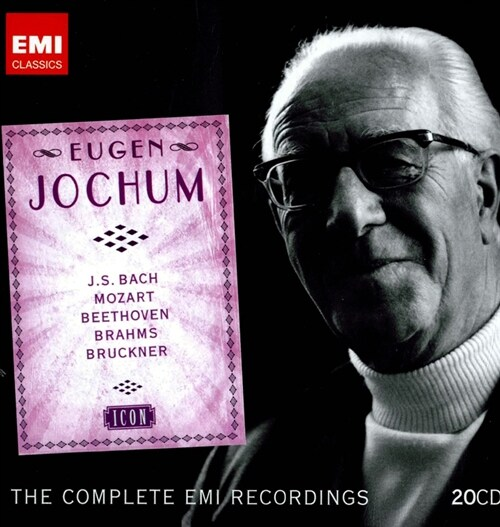 [수입] 오이겐 요훔 - EMI 녹음 전집 [20CD Box Set]