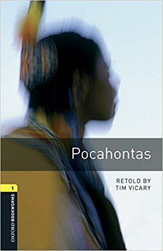 Oxford Bookworms Library Level 1 : Pocahontas (with MP3) (Paperback + MP3 download, 3rd Edition)