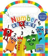 Numberblocks Wipe-Clean: 1-5 (Board Book)