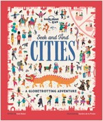 Seek and Find Cities (Paperback)