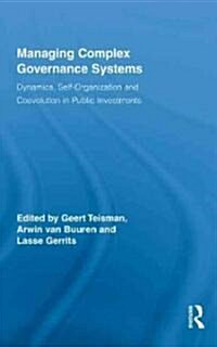 Managing Complex Governance Systems (Hardcover)