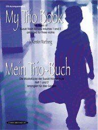 My Trio Book / Mein Trio-Buch (Audio CD)