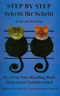 My First Note Reading Book: Book & CD [With CD] (Paperback)