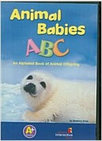 Animal Babies ABC D (Audio CD)