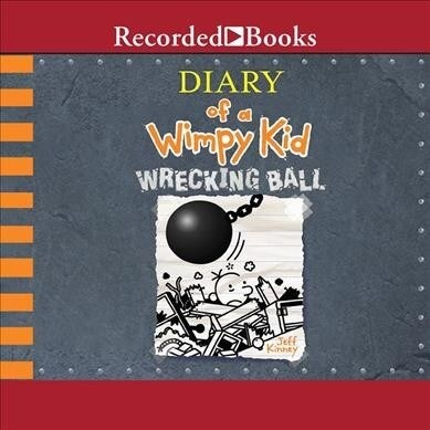 Diary of a Wimpy Kid: Wrecking Ball (Audio CD)