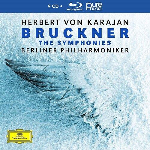 [수입] 브루크너 : 교향곡 1-9번 (9CD+BDA)