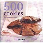 500 Cookies (Hardcover)